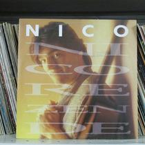 Lp Nico Rezende Nico 1989 Exx Estado + Encarte