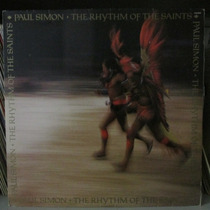 Lp Paul Simon The Rhythm Of The Saints Exx Estado + Encarte