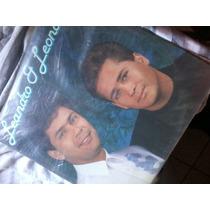 Lp 1991- Leandro E Leonardo- Sonho Por Sonho- Vinil,encarte