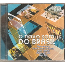 Cd Novo Som Do Brasil - Berimbrown, Filhos De Jah, Gue Tsu