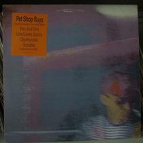 Lp Pet Shop Boys Disco 1989 + Encarte