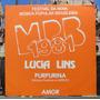 Lucia Lins Festival Nova Musica Popular Brasileira Compacto