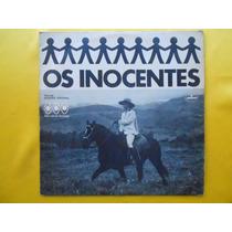 Lp Trilha Sonora Novela P/1974- Os Inocentes Tv Tupi