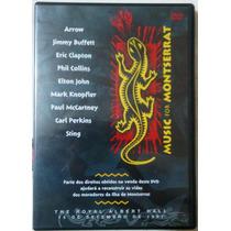 Dvd - Music For Montserrat [frete Grátis]