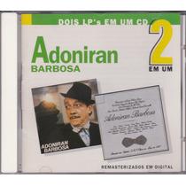 Adoniran Barbosa - Cd Adoniran Barbosa 1975- Convidados 1980