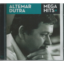 Cd - Altemar Dutra - Mega Hits - Lacrado