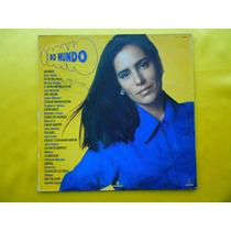 Lp Trilha Sonora Novela P/1991- O Dono Do Mundo- Nacional