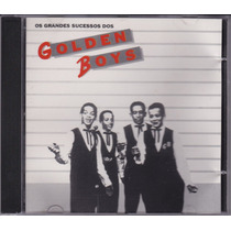 Golden Boys - Cd Os Grandes Sucessos - Seminovo