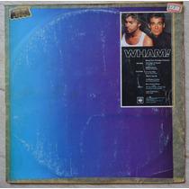 Lp Vinil - Wham ! - Music From The Edge Of Heaven - 1984