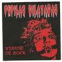 Cd Pupilas Dilatadas - Virose De Rock ( Punk Gaúcho ) Novo