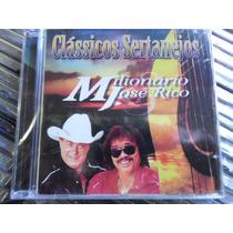 Cd Milionário & José Rico / Clássicos Sertanejos