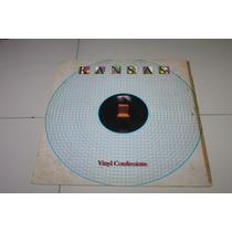 Kansas - Vinyl Confessions Lp Floyd Asia Crimson