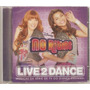 Cd No Ritmo Disney Channel - Live 2 Dance ( Lacrado )
