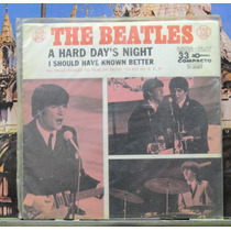 The Beatles A Hard Day