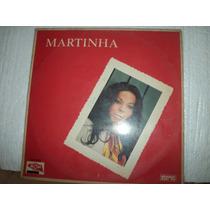Lp Martinha 1969 Jovem Guarda