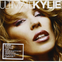 Cd Kylie Minogue Ultimate Kylie {import} Duplo Novo Lacrado
