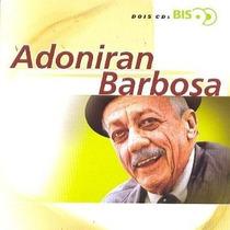 Cd Adoniran Barbosa - Série Bis (duplo E Lacrado)