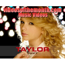 Taylor Swift Dvd Video Collection