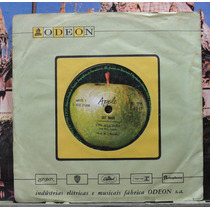 The Beatles Get Back Compacto Vinil Apple