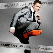 Cd Michael Buble - Crazy Love - Hollywood Edition Original