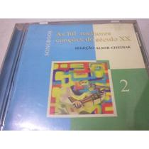 Cd Songbook Almir Chediak As 101 Canções Século Vol. 2