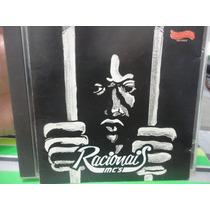 Racionais Mc´s Cd De 1994 Raro Mano Brown Kl Jay Edy Rock