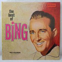 Bing Crosby Lp Duplo Importado Usado The Best Of Bing Crosby