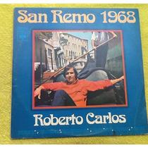 Lp Roberto Carlos San Remo 1968
