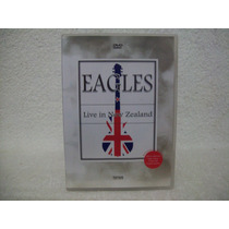 Dvd Original Eagles- Live In New Zealand