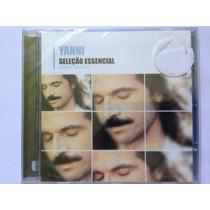 Cd Yanni Seleção Essencial Grandes Sucessos (lacrado)