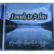 Cd New Age Series Sounds To Relax