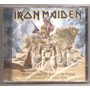 Cd Iron Maiden Somewhere Back In Time 1980-1989