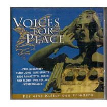 Cd Duplo - Voices For Peace / Frete Gratis