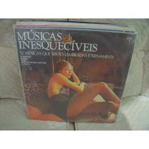 Lp - Músicas Inesquecíveis Vol.1 (nini Rosso Gianni Ferrio)