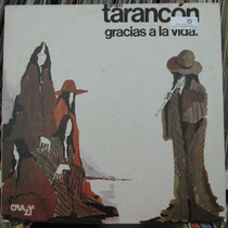 Lp Tarancón Gracias A La Vida Exx Estado + Encarte