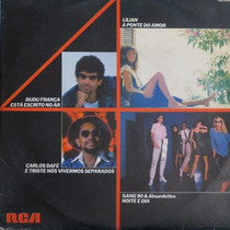 Gang 90 & Absurdettes - Lilian - Compacto De Vinil Raro