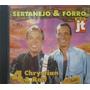Cd Christian E Ralf / Sertanejo E Forro No Jt Frete Gratis