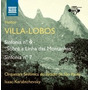 Cd Villa-lobos - Sinfonias 6 & 7 - Osesp/ Karabtchevsky