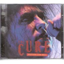 The Cure - Bestiva-live 2011-cd Original Novo Lacrado Raro