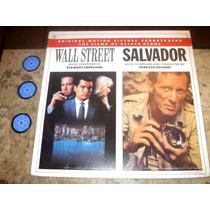Lp Wall Street / Salvador (85/87) Trilha Stewart Copland