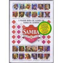 Dvd Samba Social Clube - Ao Vivo Vol. 5 - Novo***