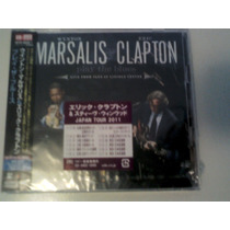 Marsalis & Eric Clapton - Play The Blues [cd+dvd] B.b. King
