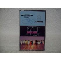 Fita Cassete Original Malu Mulher