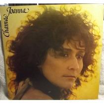 Lp Mpb: Joanna - Chama - 1981 - Frete Grátis