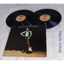 Lp Eric Clapton Just One Night Album Duplo Capa Dupla 1980
