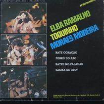 Elba Ramalho - Toquinho - Moraes M - Compacto De Vinil Raro