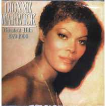 Cd Dionne Warwick Greatest Hits 1979-1990 Original Lacrado