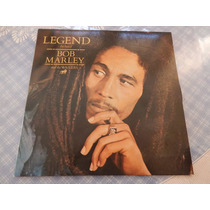 Lp Bob Marley - Legend Importado Zerado Capa Dupla R$ 230,00