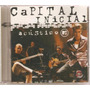 Cd Capital Inicial - Mtv Acustico ( Abril Music 2000 )