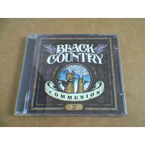Cd Black Country Communion - 2. [[[ Caixa E Encarte ]]]